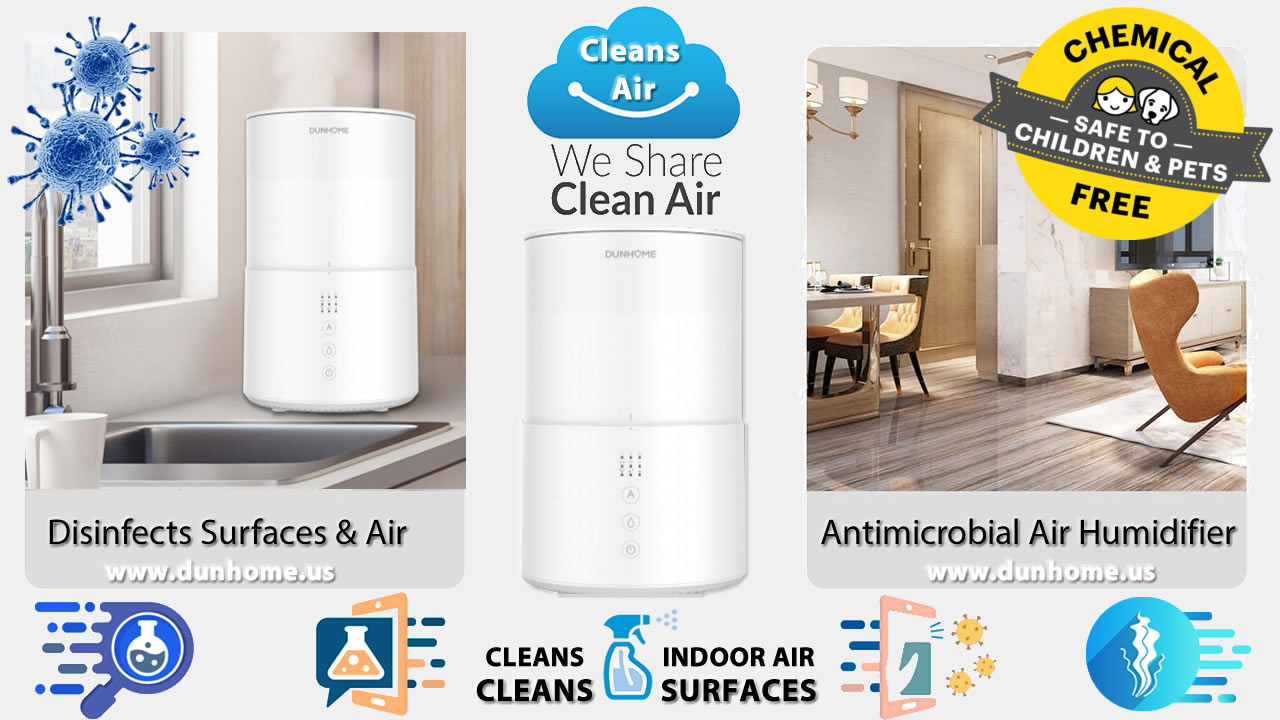 DUNHOME-Antimicrobial-Air-Purifier-Humidifier-Hydroxyl-Generator-Hydroxyl-Radical-Disinfection-safe