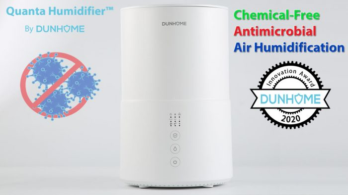 dunhome-quanta-humidifier-Chemical-Free-Antimicrobial-Air-Humidification-innovation-2020